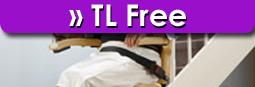 Die Treppenlifte der Serie TL Free