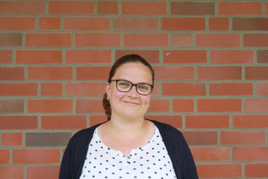 Schriftführerin Nadine Schmoldt