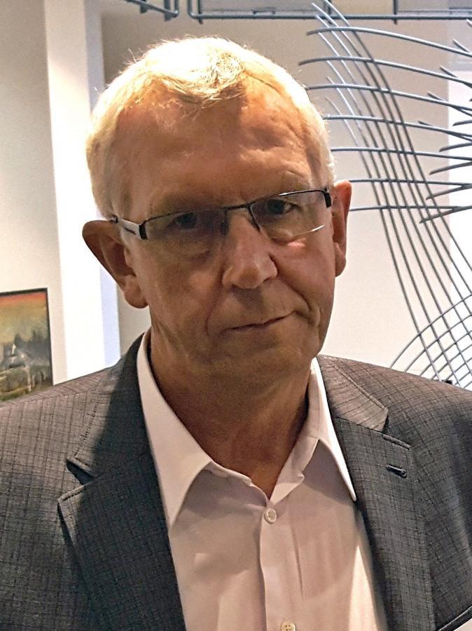 Bürgermeister Heinz Schröter