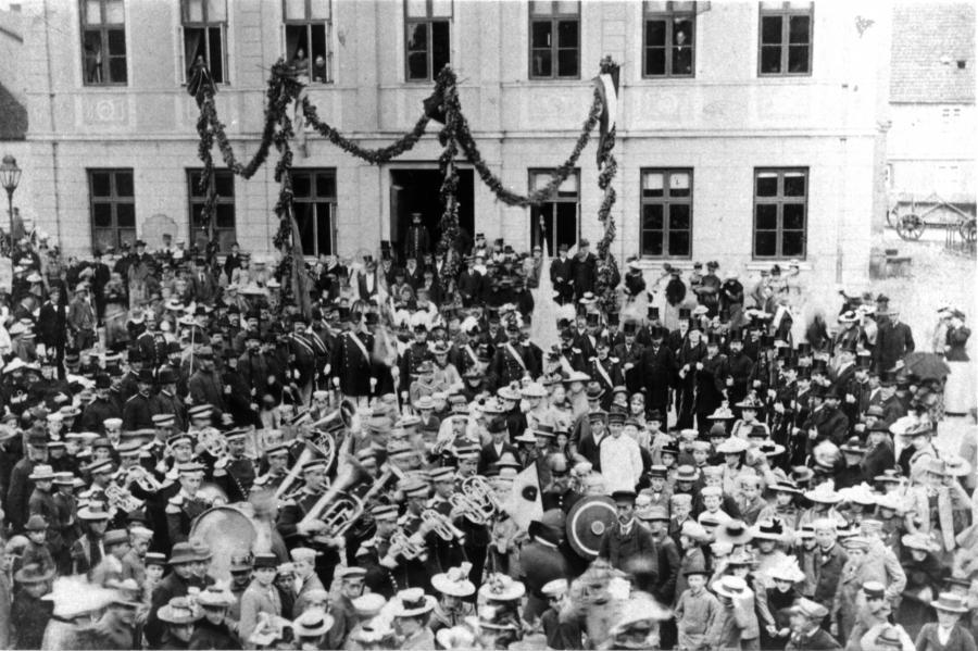 Schützenfest 1897