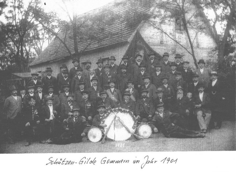 Schützengilde 1901