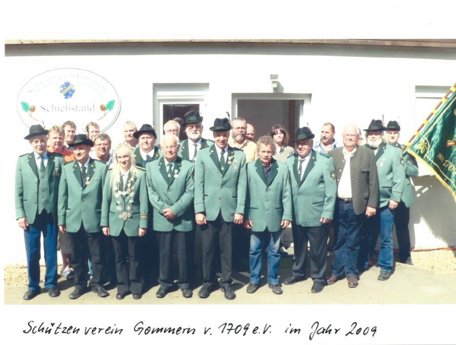 Schützenverein 2009