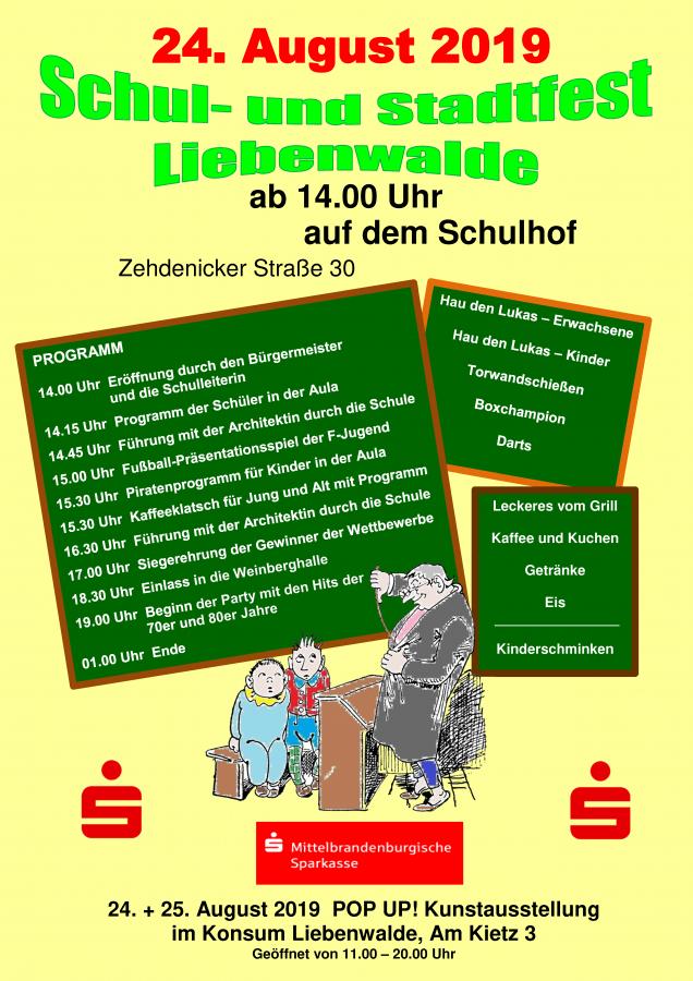SchulundStadtfest