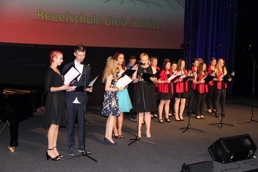 Abschlussfeier 2016