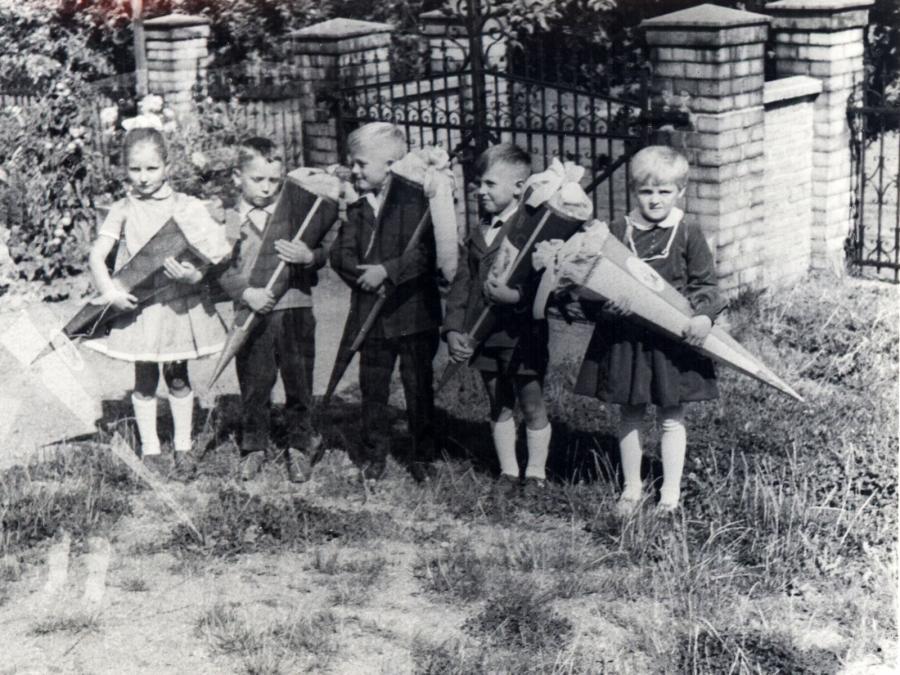 Schulanfang 1963