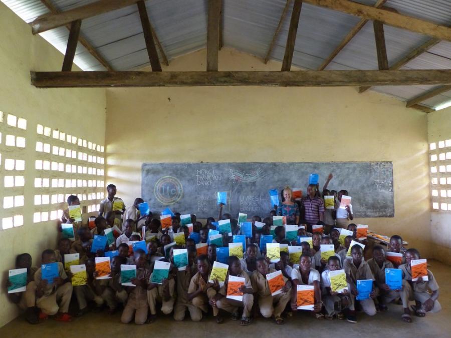 Bücher für Afrika