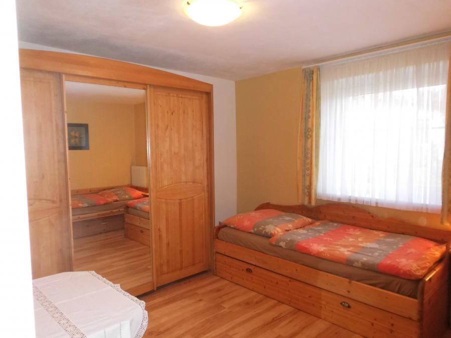 Schlafzimmer Ferienhaus Schuldt