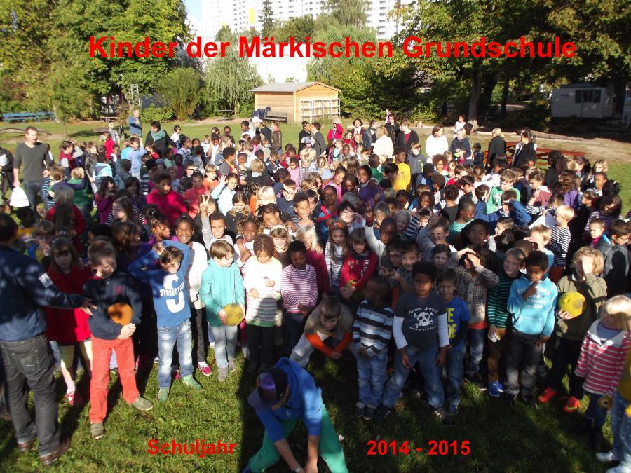 Schulfoto 2014 - 2015