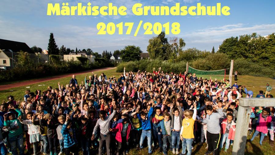 Schulfoto 2017 - 2018