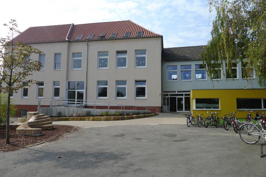 Schulgebäude 2014