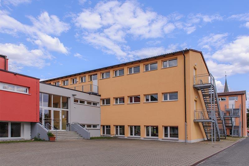 Schulhaus Dormitz