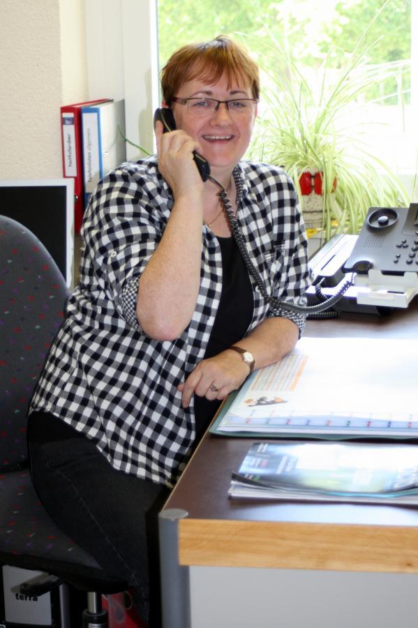 Schulleiterin Gabriele Schimka