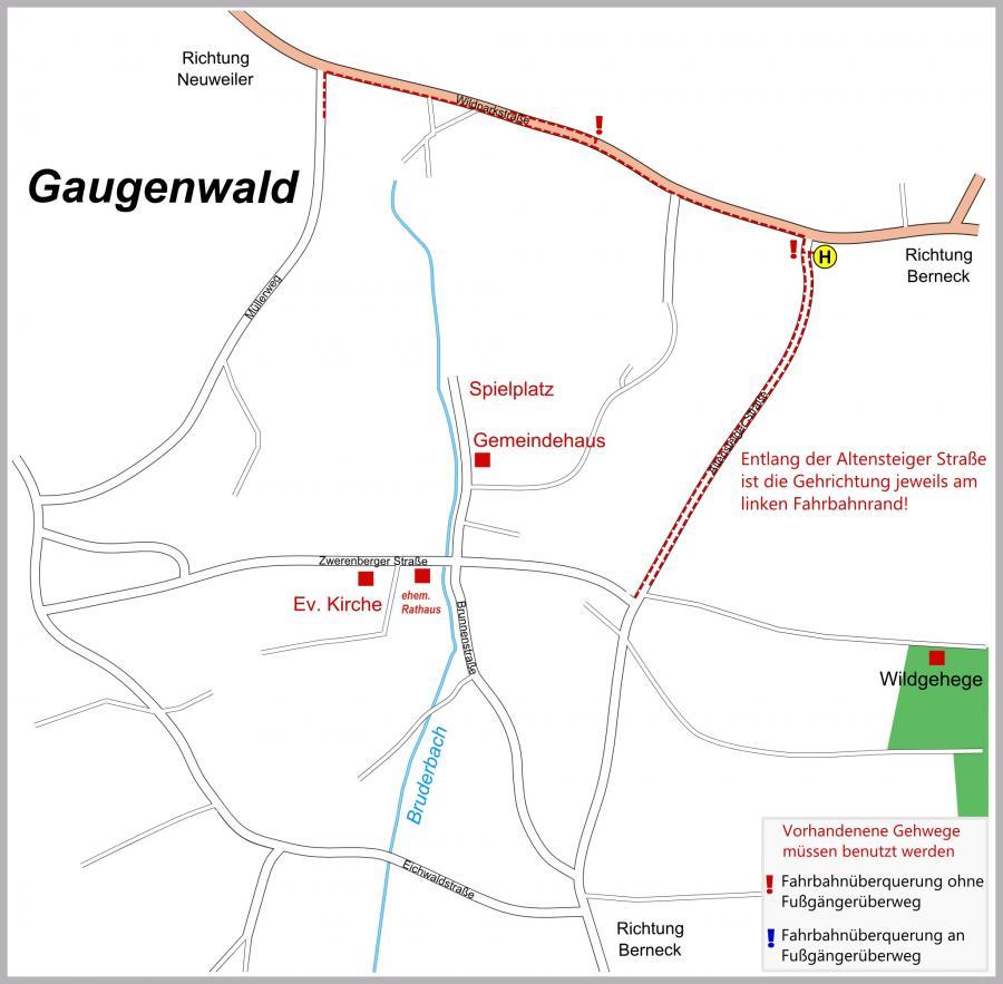 Empfehlung Gaugenwald