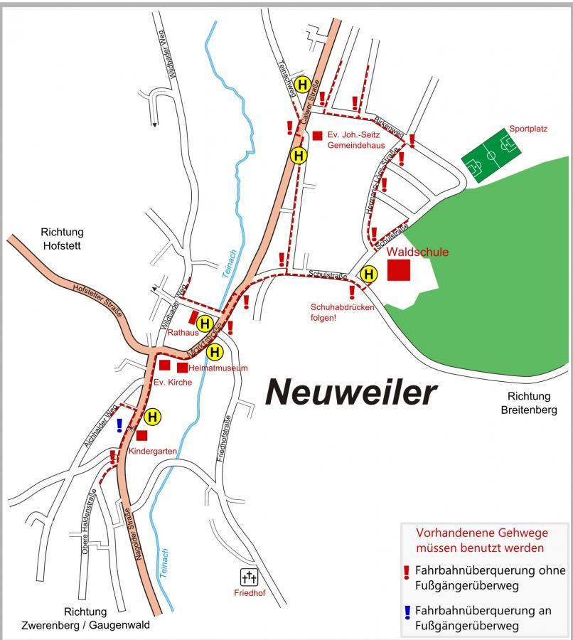Empfehlung Neuweiler
