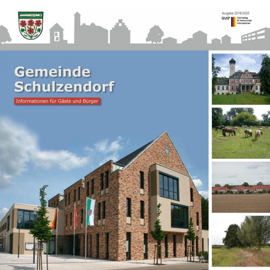 Schulzendorf Broschüre