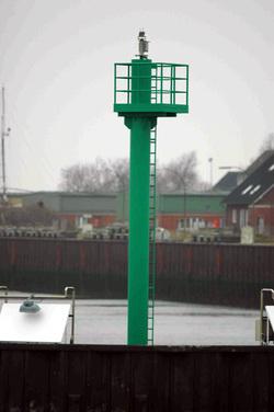 Borkum Schutzhafen Ost