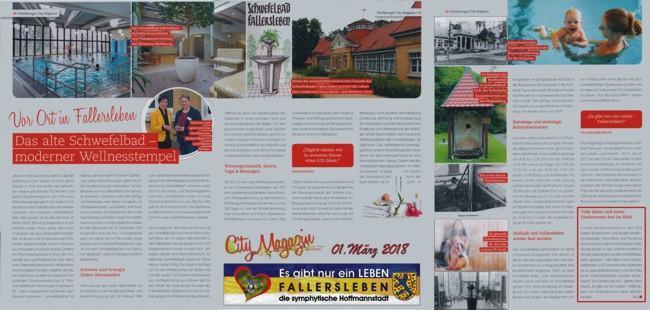 Schwefelbad Geschichte