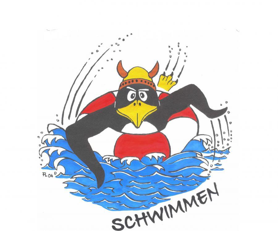 Schwimmpinguin SV Lok Görlitz