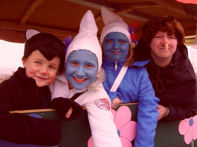 Karnevalsumzug 2014