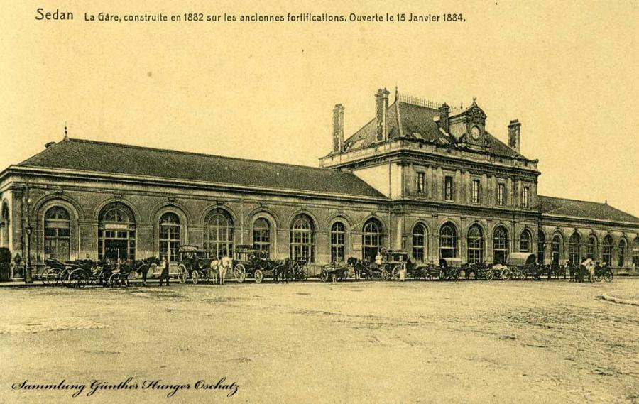 Sedan La Gare