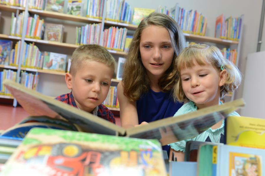 Die Stadtbibliothek empfiehlt