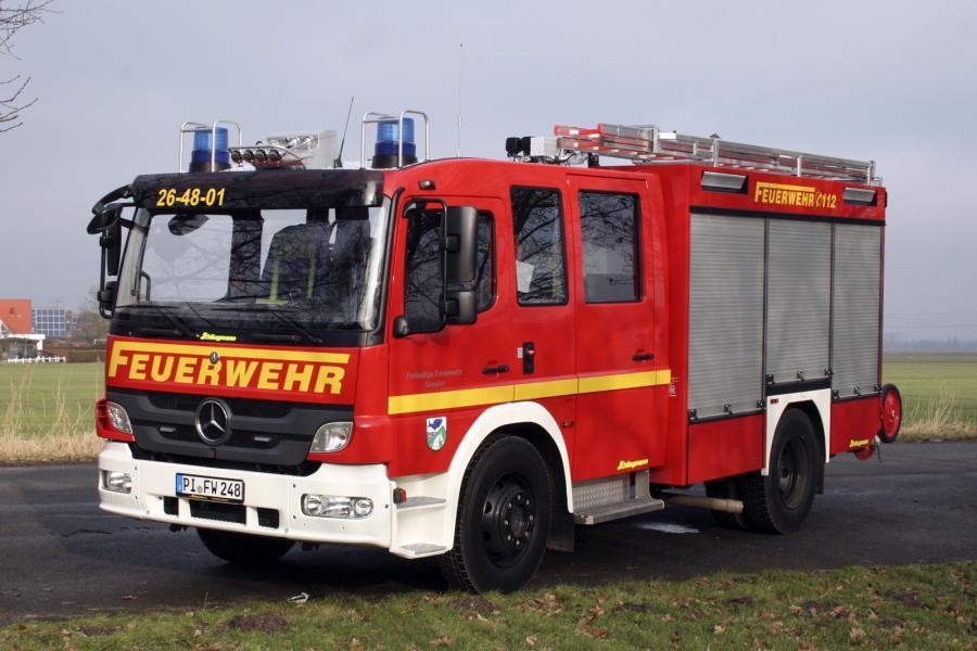 Löschgruppenfahrzeug LF 10-TH