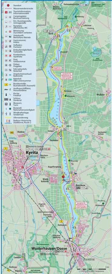 Karte Seewiese
