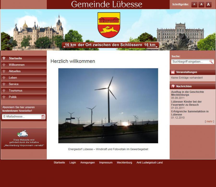gemeinde-luebesse.de