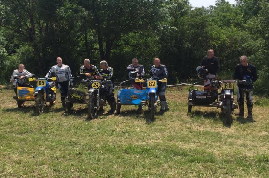 Team Seitenwagen