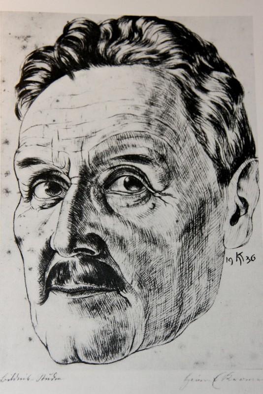 Selbstportrait 1936