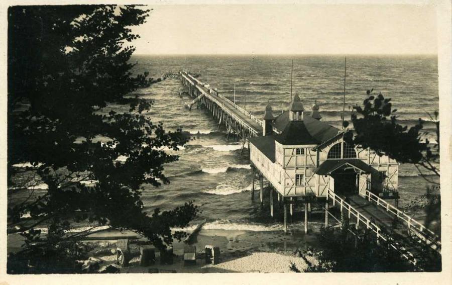 Sellin a. Rg. Selliner Brücke