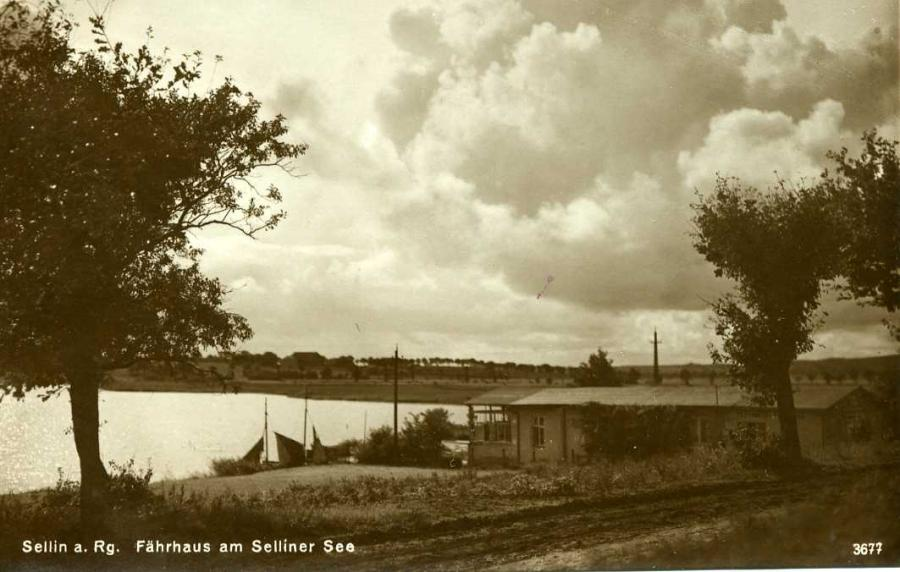 Sellin a. Rg. Fährhaus am Selliner See