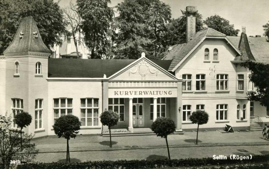Sellin Rügen 1961