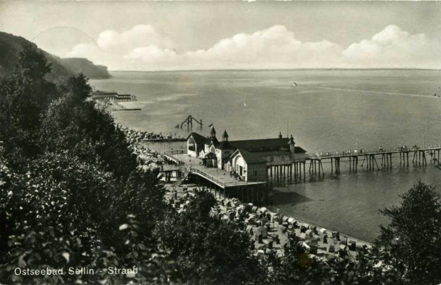 Sellin - Strand 1930