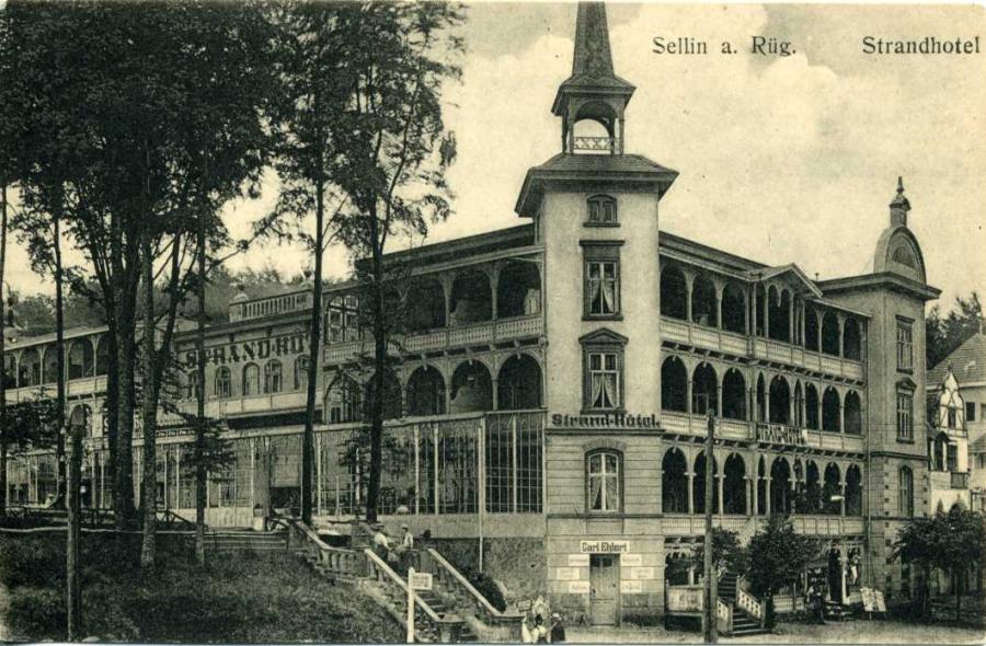 Sellin Strandhotel