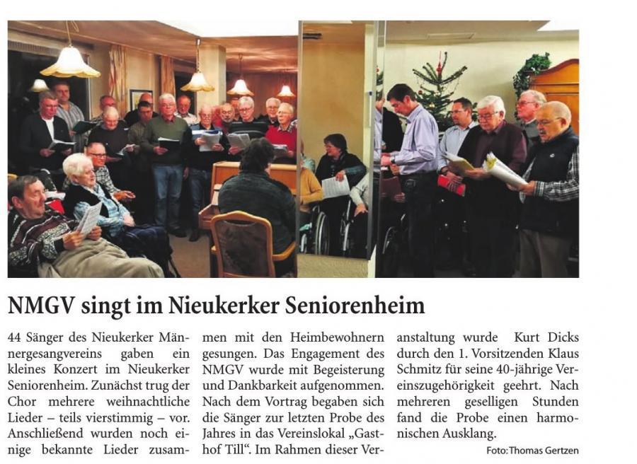 Seniorenheim 22.12.2018