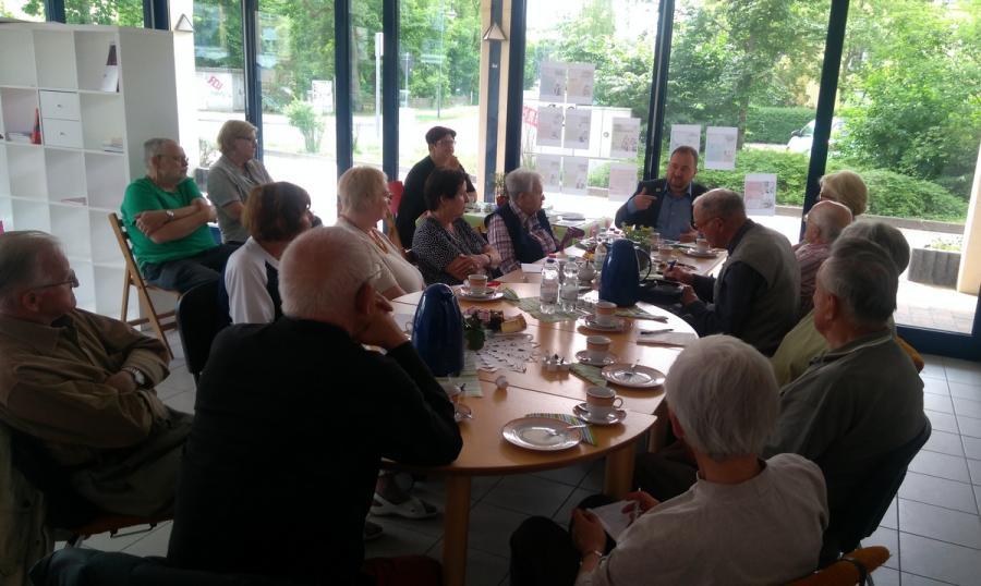 """""""Steuererklärung für Senioren"""" am 16. Mai 2018"""