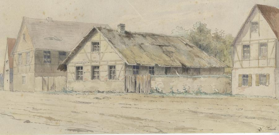 Seumes Geburtshaus