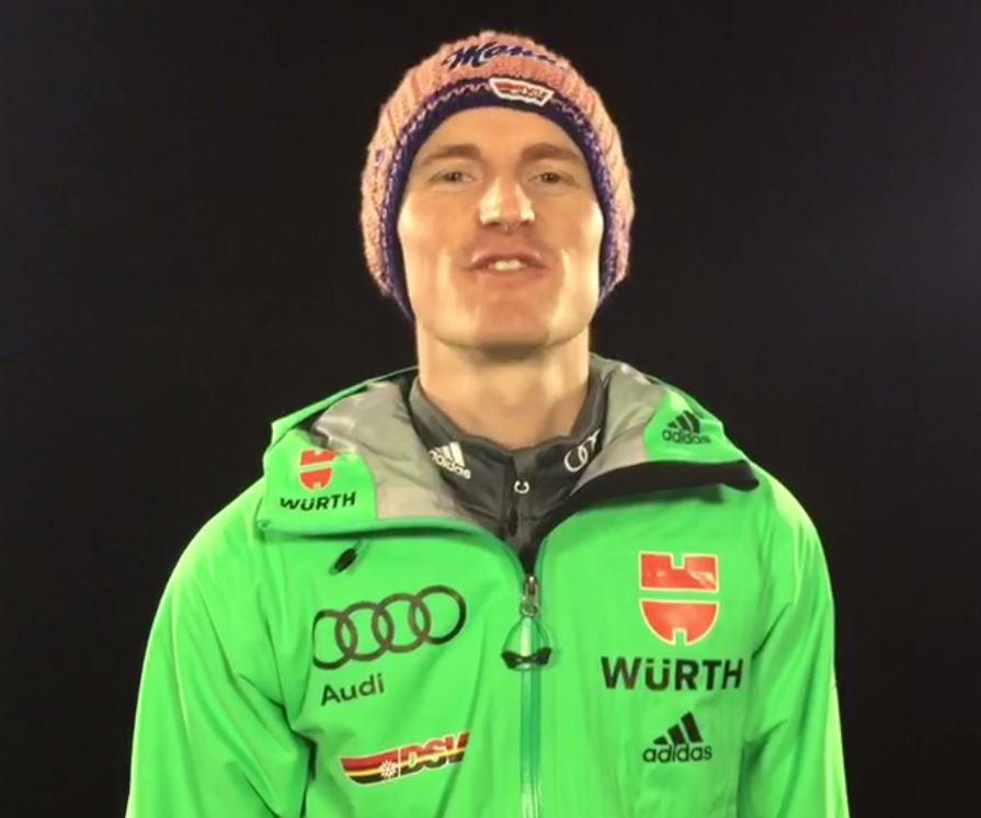 Severin Freund WM 2017