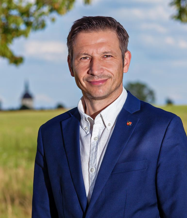 Amtsdirektor Herr Göran Schrey