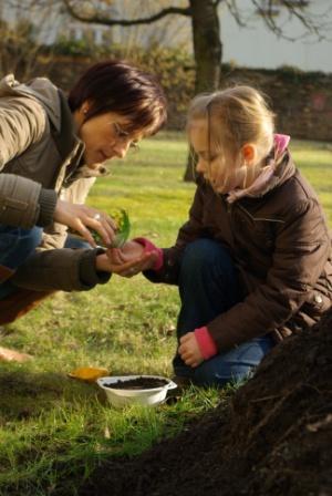Jahreszeiten erleben und fühlen - eine alltagsorientierte Förderung