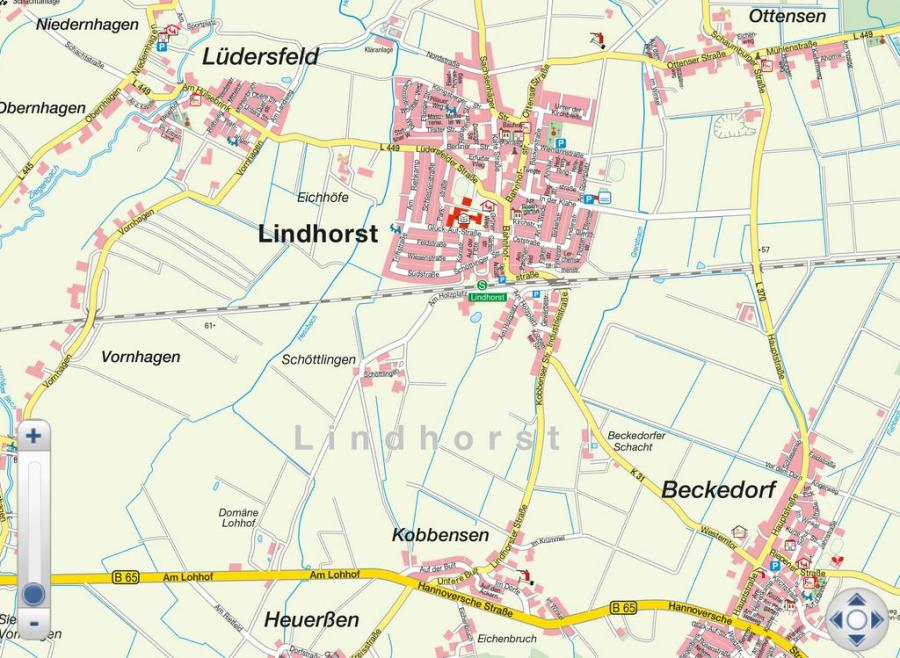 Samtgemeinde Lindhorst