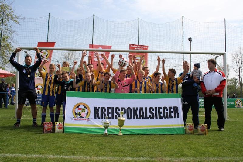Kreispokalsieger C-Junioren