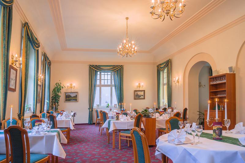 Restaurante Hotel Sülzhayn