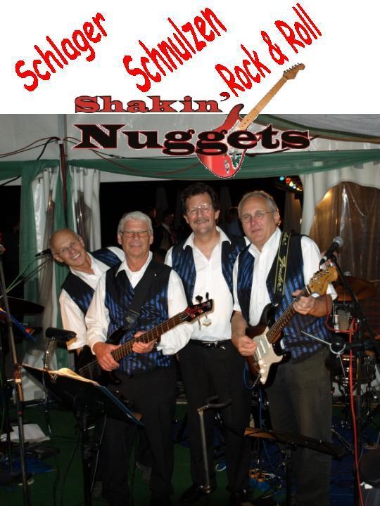 Shakin Nuggets