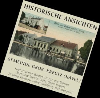 Historische Ansichten Groß Kreutz (Havel)