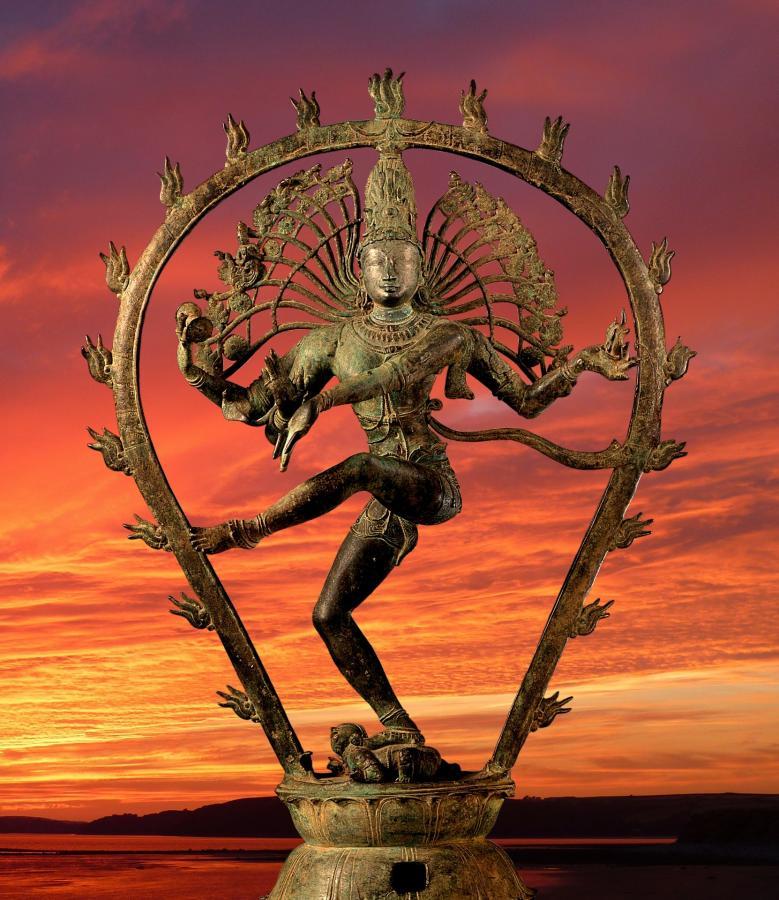 Tanzender Shiva