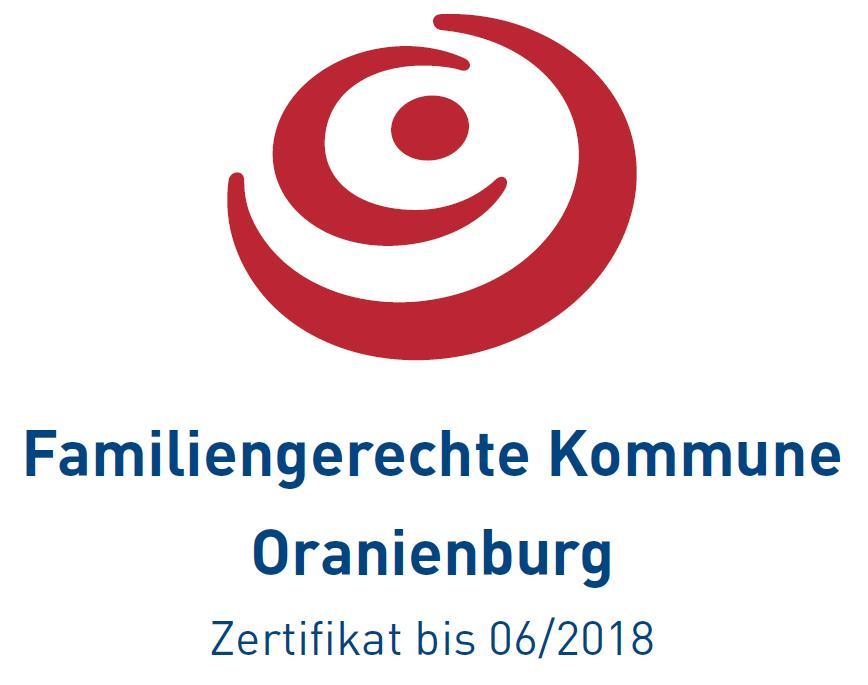 Familiengerechte Kommune Oranienburg