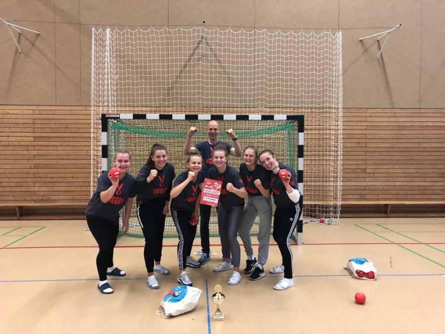 Turniersieger 2018 beim Füchse/Berliner Sparkasse Cup