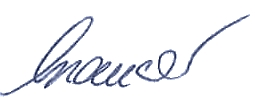 Signatur Knauer